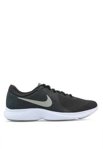 Nike green Men's Nike Revolution 4 Running Shoes 8E69ESHC9FF1CBGS_1