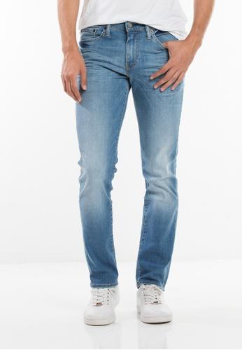 Levi's blue Levi's 511 Slim Fit Performance Cool Jeans Men 870A5AA8F9E2C2GS_1