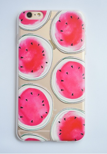 Fancy Cellphone Cases multi Watermelon Case for iPhone  6 plus/ 6s plus FA644AC21VICPH_1