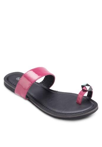 閃石夾趾涼鞋,esprit 衣服 女鞋, 涼鞋