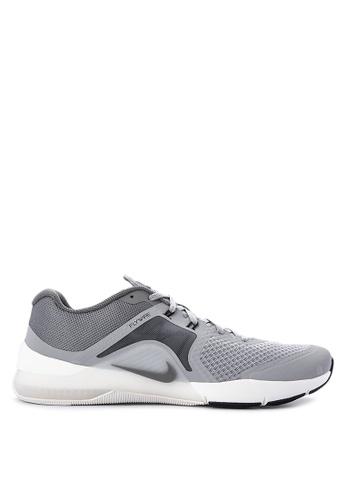 Nike grey Men's Zoom Train Complete 2 Training Shoes NI126SH0KPWGPH_1