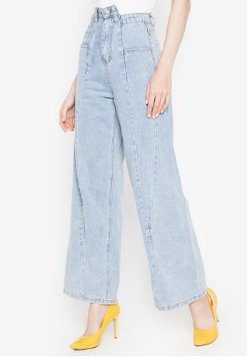 Spring Fling blue Flare Jeans 31748AA3B228DFGS_1
