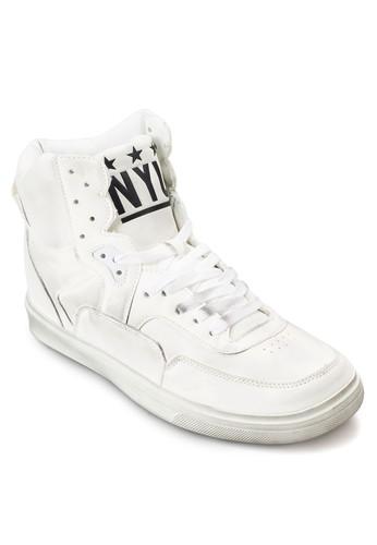 B Ginnicesprit 香港 outleta Tinta Unita 高筒運動鞋, 鞋, 休閒鞋