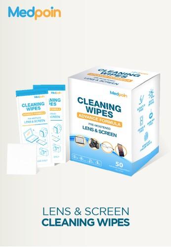MEDPOIN blue Lens & Screen Cleaning Wipes 64B5CESEB1D513GS_1