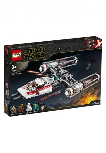 LEGO multi LEGO Star Wars TM 75249 Resistance Y-Wing Starfighter™ (578 Pieces 85EECTHF359258GS_1