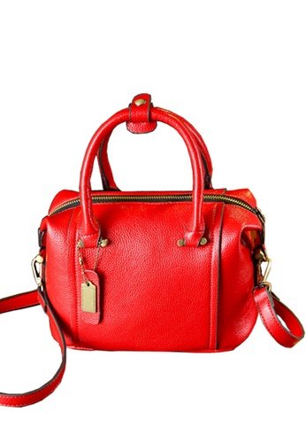 Twenty Eight Shoes VANSA Cow Leather Crossbody Bag VBW-Cb025S E42FFAC317BF08GS_1