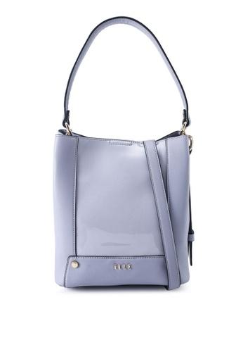 ELLE purple Gloria Bucket Bag F620DAC3F1055CGS_1