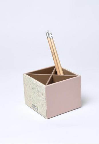 Grassroots pink Pen Holder 5B557HL44AD4E0GS_1