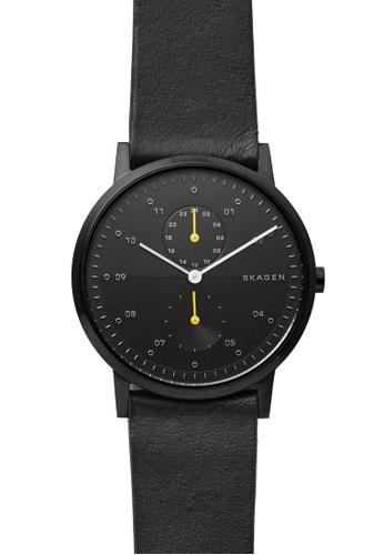 Skagen black Kristoffer Watch SKW6499 812C9ACC1DFDDCGS_1