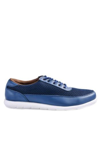 Sogno blue Sepatu Sneakers Casual GHS 03 69798SHC0EF415GS_1