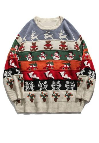 Twenty Eight Shoes Retro Winter Christmas Cartoon Knit Sweater HH0540 6BC25AAA5303D2GS_1