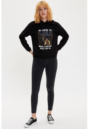 DeFacto grey Woman Denim Trousers 3D3CFAAC0353FFGS_1