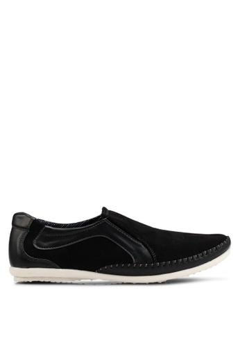 Rocklander black Matarazo Loafers F177ASH96BFC18GS_1