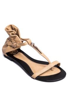 Chloe Flat Sandals