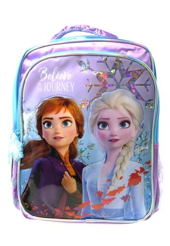 Disney Frozen purple Disney Frozen 2 Destiny Primary School Bag BB61EKC84674D7GS_1