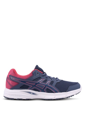 Asics blue Gel-Excite 5 Shoes AS989SH0SVS5MY_1