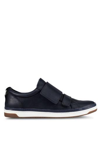 ALDO navy Grelaven Sneakers AL087SH0RYDFMY_1