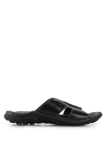 MARC & STUART Shoes black Genio 2 MA456SH54GLDID_1