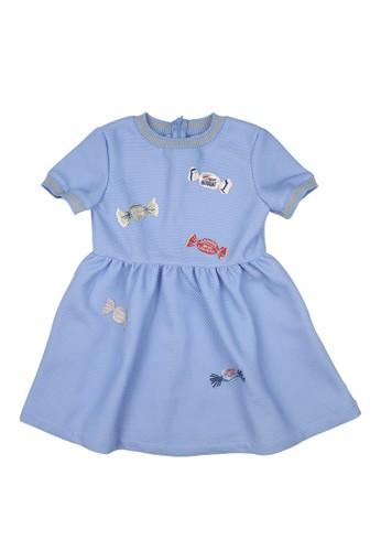 Gingersnaps blue Candy Town Dress Blue Belle 3ADF9KA5B8EF80GS_1