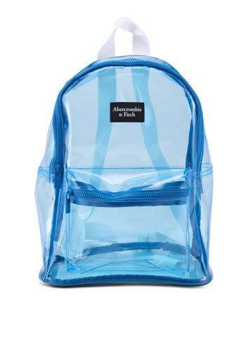 Abercrombie & Fitch blue Mini Backpack 10DEFKCA76FA8FGS_1
