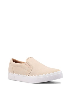 dd26ed9e275 10% OFF Something Borrowed Wave Slip Ons Php 999.00 NOW Php 899.00 Sizes 38  39