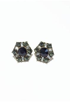 Gemstones Stud Earrings