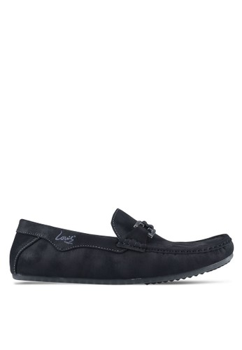 Louis Cuppers black Casual Loafer LO977SH0S9RXMY_1