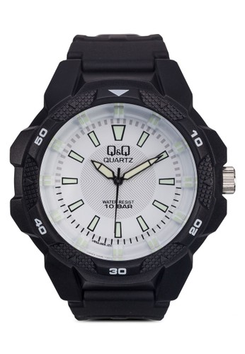 VR54J005Y 運動風厚框esprit 澳門圓錶, 錶類, 飾品配件