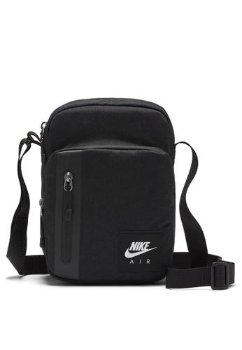 Nike black Air Tech Bag 451DCAC1A0C1C9GS_1
