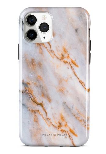 Polar Polar brown Coffee Cream Dual-Layer Tough Case Glossy For iPhone 11 Pro 94D48AC31ECF65GS_1