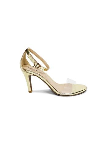 prettyFIT gold Champagne Patent Leatherette 8063BSH5217D57GS_1