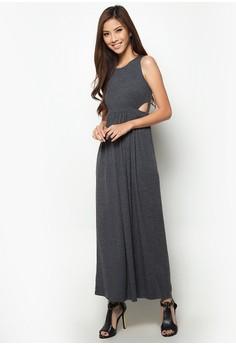 Rio Side-Cut Maxi Dress