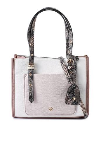 Call It Spring pink Liviia Top Handle Bag 1545AACC10B4C9GS_1