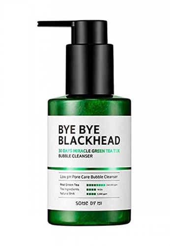 SOMEBYMI Somebymi Bye Bye Blackhead 30 Days Miracle Green Tea Tox Bubble Cleanser 120g 4E706BE01D3E0EGS_1