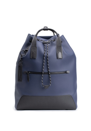 Maverick & Co. navy Maverick & Co. Oasis Backpack  - Navy 15037AC63F67DAGS_1