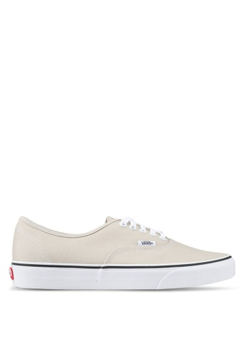 VANS white Authentic Sneakers VA142SH0SWR2MY_1