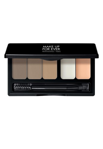 MAKE UP FOR EVER multi PRO SCULPTING BROW PALETTE 6,25G H1 B0D1BBECFD8532GS_1