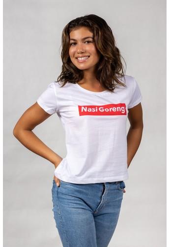 Bali Tees white Nasi Goreng Tee D0749AA0C73F47GS_1