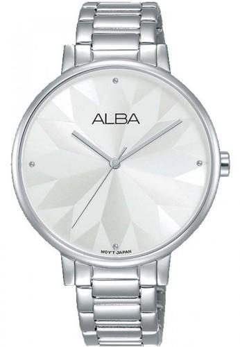 Alba silver Jam Tangan Wanita Alba Original Garansi Resmi AH8545 AH8545X1 Strap Stainless Steel Silver 98138AC8B0420BGS_1