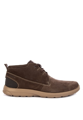 Rockport brown Rydley Chukka Smart Casual Shoes F67BDSH6D091D9GS_1