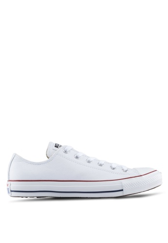ded43664d072 Converse white Chuck Taylor All Star Leather Core Ox Sneakers  CO302SH37JRYSG 1