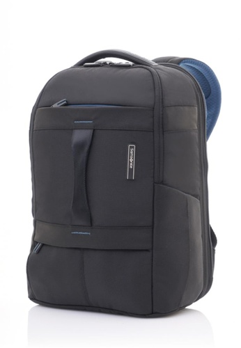 Samsonite black Samsonite Garde Laptop Backpack II Exp SA186AC67XBWSG_1