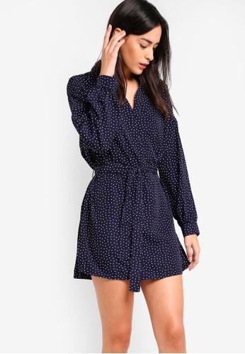 ZALORA multi Short Shirt Dress A6397AA90808ACGS_1