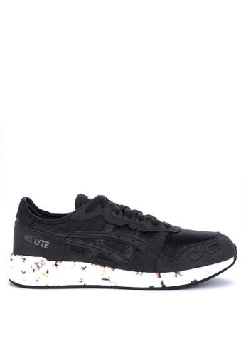 ASICSTIGER black Hypergel-Lyte Sneakers B13DESHD72226EGS_1