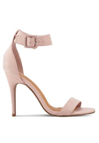 Rubi 粉紅色 Spritz Stiletto Heels D682CSH360D188GS_1