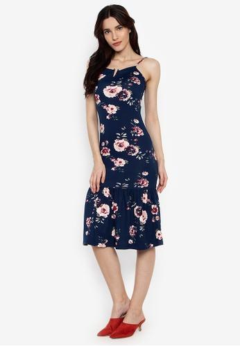 09f214d96d Shop Genevieve Gozum Luck Be A Lady Eva Dress Online on ZALORA Philippines