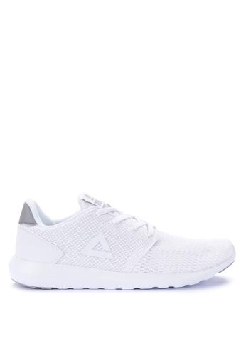 PEAK white Slider Lifestyle Sneakers AA444SHB785044GS_1