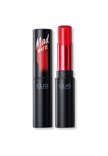 Clio Professional red Clio Professional Mad Matte Lip 03 Red Supreme 5EFD2BE62790F5GS_1