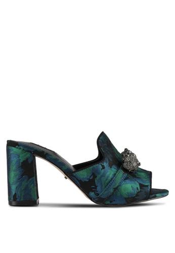 Carvela KG green Floral Pump Heels B873ESH20ACBB9GS_1