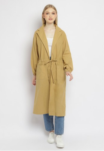 Chic Girl orange Leissy Outer Mustard 1E077AA018F8F7GS_1